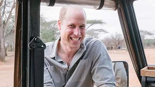 Принц Уильям показал трогательное архивное фото с принцессой Дианой