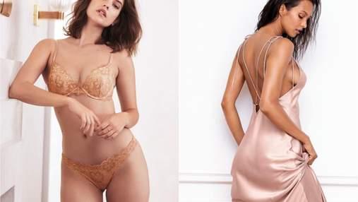 """""""Ангели"""" Victoria's Secret знялися в гарячій кампанії: сексуальні фото відомих моделей"""
