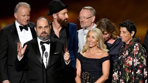 """Серіал """"Чорнобиль"""" від HBO отримав три престижні нагороди"""