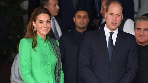 Кейт Миддлтон повторила образы принцессы Дианы: фотосравнение