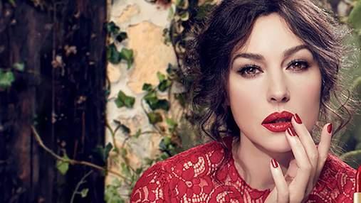 Сексуальна Моніка Беллуччі знялась у рекламі Dolce & Gabbana: фото та відео