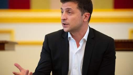 Владимир Зеленский встретился с представителями украинского шоу-бизнеса: фото