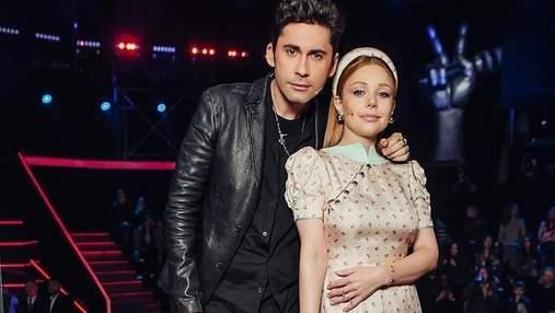 Тина Кароль презентовала дебютную песню в дуэте с Даном Баланом: видео выступления