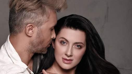 Сергей Бабкин впервые спел в дуэте со своей женой Снежаной: волшебное видео