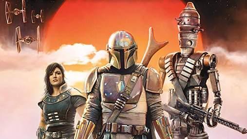 """Disney представил новый тизер сериала """"Мандалорец"""", снятого по мотивам """"Звездных войн"""": видео"""