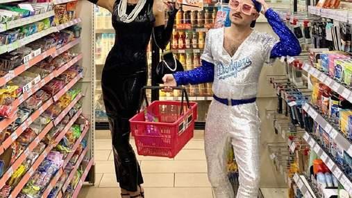 Хэллоуин-2019: эффектные костюмы звезд для жуткого праздника