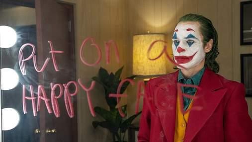 """Фільм """"Джокер"""" номінували на всі основні категорії Оскара-2020"""