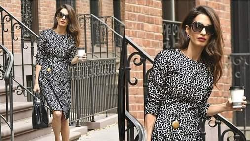 Что надеть на деловую встречу: идеальный образ Амаль Клуни