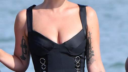 Леді Гага зіграє головну роль у фільмі про вбивство дизайнера Гуччі