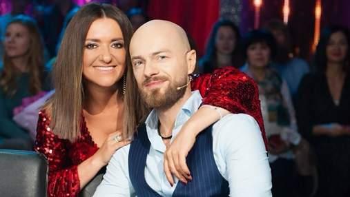 """Влад Яма станцевал с Могилевской в эфире """"Танцев со звездами"""" и признался, был ли у них роман"""