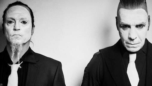 Фронтмени гуртів Rammstein і PAIN виступлять в Україні: деталі гучного концерту
