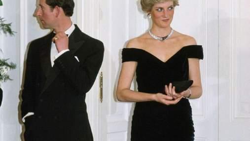 Легендарне вечірнє плаття принцеси Діани продадуть на аукціоні