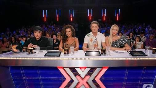 Х-фактор 10 сезон: категорії суддів та список учасників, які потрапили в прямі ефіри