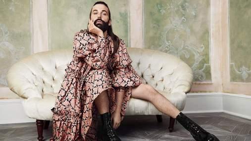 Вперше за останні 35 років на обкладинці Cosmopolitan з'явився чоловік: фото