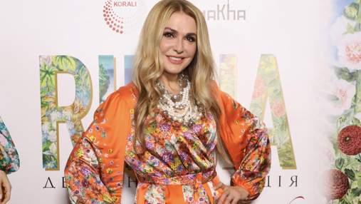 Ольга Сумская осуществила мечту: как прошел показ дебютной коллекции одежды RIDNA в Киеве – фото