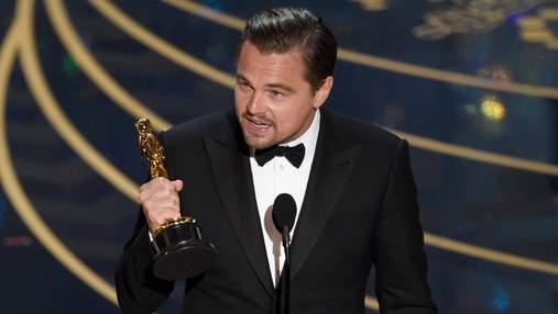 """Це викликає у мене нудоту, – Леонардо Ді Капріо про скарги колег на """"важку"""" роботу в кіно"""