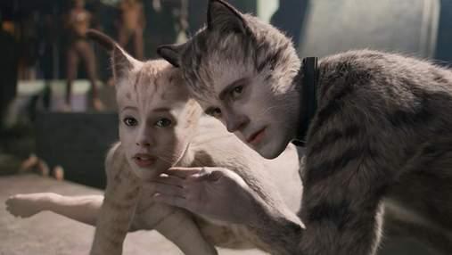 """Недопрацювали: фільм """"Коти"""" відправили на коригування спецефектів після прем'єрних показів"""