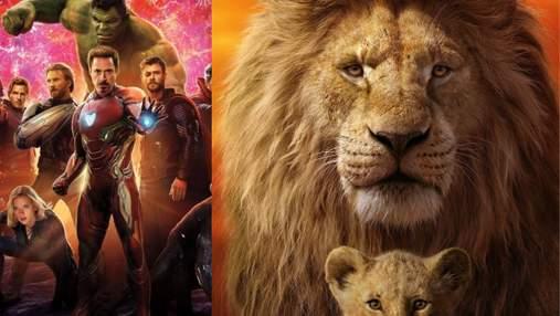 """""""Король Лев"""", """"Месники"""", """"Сонцестояння"""" та інші: у BBC назвали 15 найкращих фільмів 2019 року"""