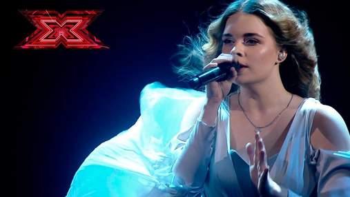 """Победительница проекта """"Х-фактор"""": как Элина Иващенко выступала на шоу"""