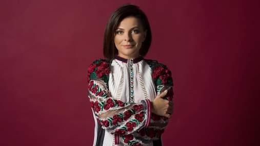 Оксана Муха презентувала колоритну колядку: відео