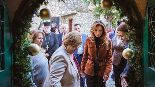 Королева Йорданії привітала світ з Новим роком: яке фото обрала чарівна Ранія