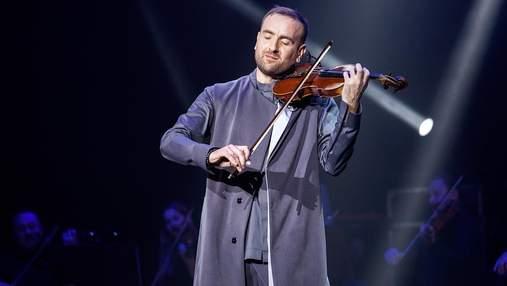 Александр Божик сыграл сразу два концерта во Львове: чем запомнится выступление скрипача