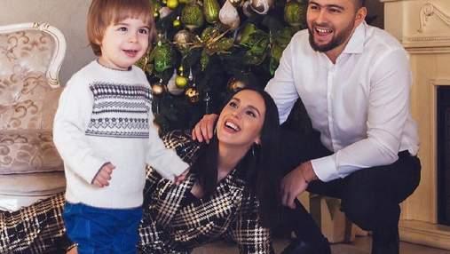 Как украинские звезды встретили Рождество: фото