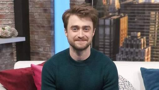 """У Нью-Йорку зірку """"Гаррі Поттера"""" сприйняли за безхатька: кумедна історія Деніела Редкліффа"""