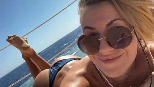 Українські зірки вирушили на відпочинок: сексуальні фото топлес та в купальниках (18+)