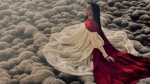 Модель з хворобою вітиліго прикрасила обкладинку грецького Vogue: фантастичні знімки