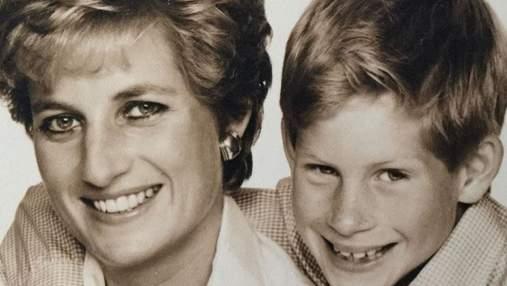 Лист принцеси Діани принцам Вільяму та Гаррі: ексклюзивні фото