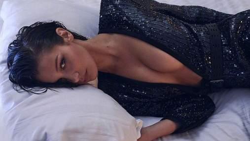Белла Хадид позировала в эротической фотосессии для глянца: сексуальные фото 18+