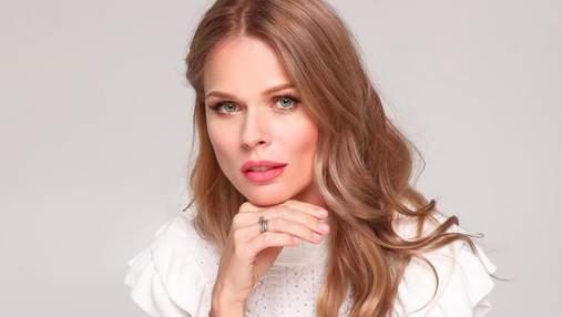Ольга Фреймут впервые показала лицо дочери