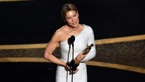 Оскар-2020: Рене Зеллвегер стала найкращою акторкою