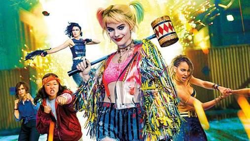 """Через низькі рейтинги """"Хижих пташок"""" студія Warner Bros. змінила назву фільму"""