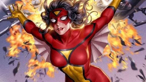 Студія Sony Pictures екранізує комікси Marvel про Жінку-павука