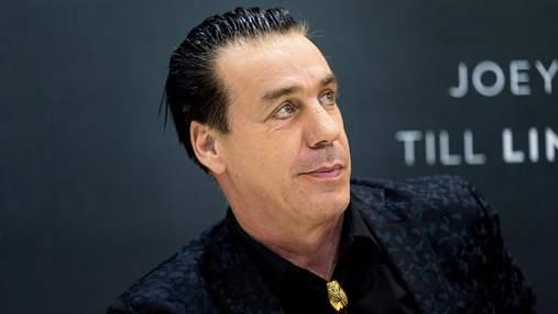 Солист группы Rammstein Тилль Линдеманн снялся в порно и запустил новый музыкальный проект