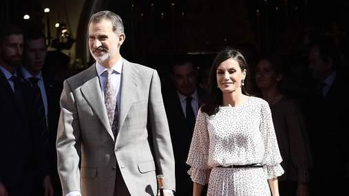 Філіп VI та Летиція порушили королівський протокол: романтичні фото