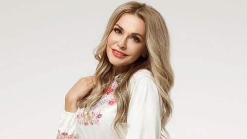 Ольга Сумская прокомментировала появление внучки на обложке журнала
