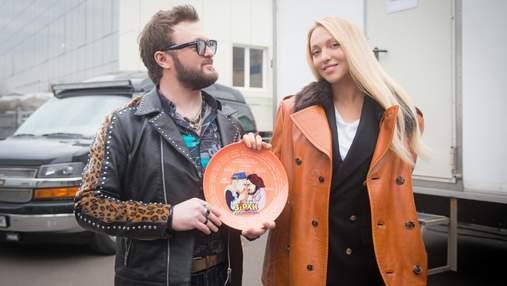 """Съемки украинской комедии """"Звезды по обмену"""" с Поляковой и Дзидзьо официально начались"""