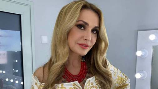 Ольга Сумская показала, как выглядит без макияжа: фото
