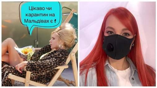Украинские звезды отреагировали на карантин в государстве: Главное – без паники
