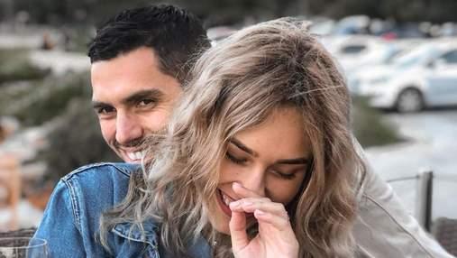 Никита Добрынин и его невеста Даша Квиткова самоизолировались дома из-за коронавируса