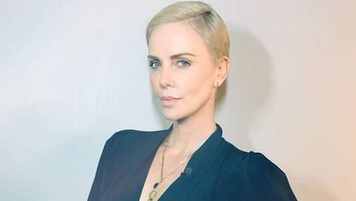 Шарлиз Терон призналась, что ей трудно совмещать карьеру и воспитание детей