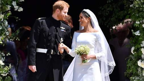 Дизайнерка весільної сукні Меган Маркл розповіла про співпрацю з нею