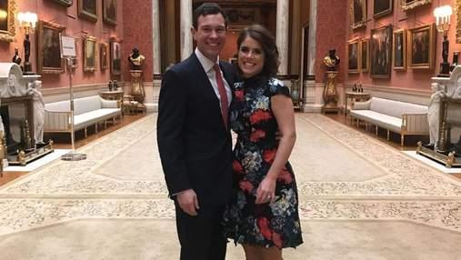 Принцесса Евгения и ее муж отпраздновали 10-ю годовщину отношений: романтические фото