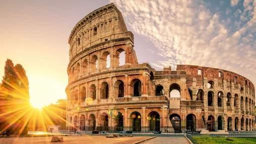 Когда в Италии откроют Колизей и Помпеи: назвали месяц