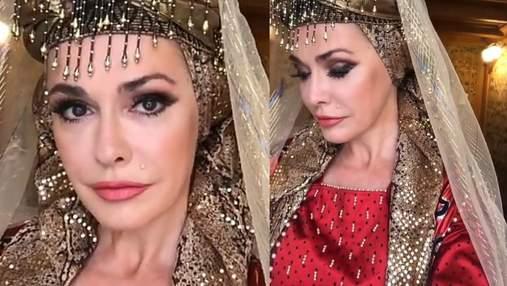 """Как теперь выглядят звезды украинского сериала """"Роксолана"""": ностальгические фото"""