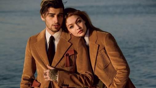 История любви Джиджи Хадид и Зейна Малика: красноречивые фото влюбленных