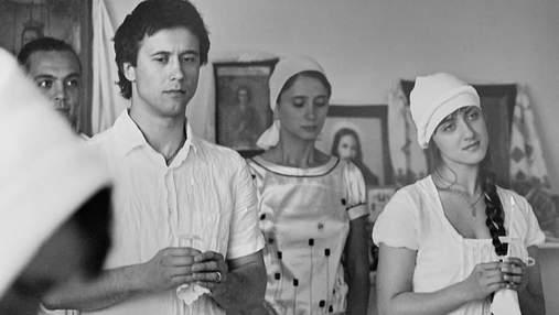 Сергій Бабкін показав архівні фото вінчання з дружиною: вражаючі кадри